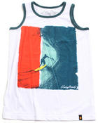 Boys - SURF'S UP TANK TOP (8-20)