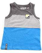 Boys - L-R-GROUP TANK TOP (4-7)