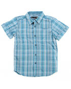 Button-downs - SEASHORE WOVEN (8-20)