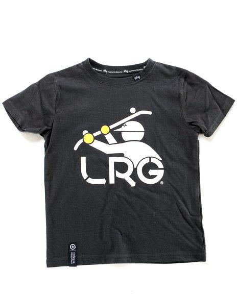 LRG Boys Grey South Slider Tee (4-7)