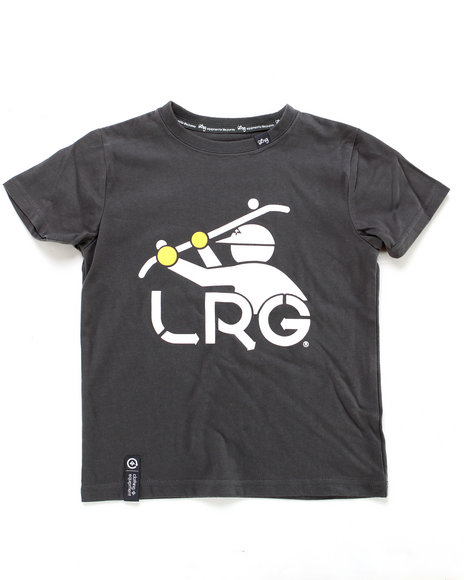LRG Boys Grey South Slider Tee (2T-4T)
