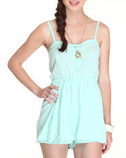 Summer Shop- Women - Baby Doll Romper