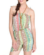 Women - The Secret Society Romper