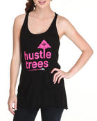 Women - Hustle Trees Tank Top