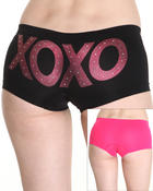 Intimates & Sleepwear - 2Pk XOXO Bling Seamless Shorts