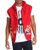 Men - Poppy Hooded Vest