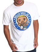 Men - Hello Soulja T-Shirt