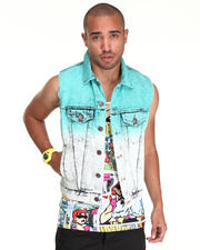 Vests - Afternoon Denim Vest