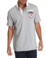 Summer Shop- Men - LAX S/S Rugby Polo