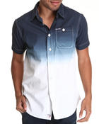 Button-downs - Dip Dye S/S Button-down