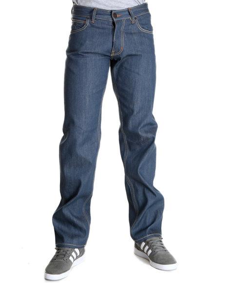 LRG Men Blue,Medium Wash Reason For The Season Ts Jean