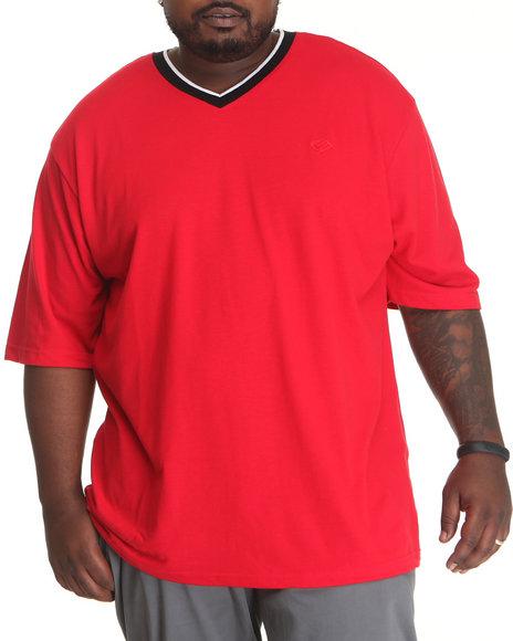 Enyce Men Red Nova T-Shirt (B&T)