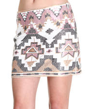 DJP Boutique - Summer Rain Sequins Skirts