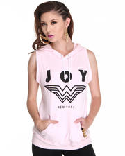 Women - Joy New York Sleeveless Hoodie