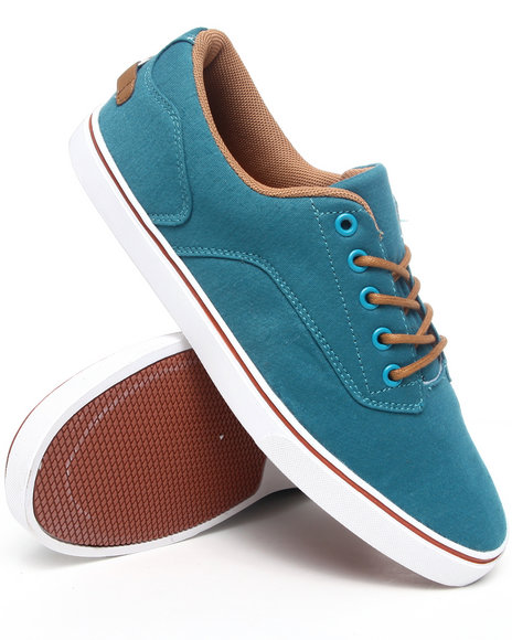 Radii Footwear Men Noble Low Sneakers Teal 9