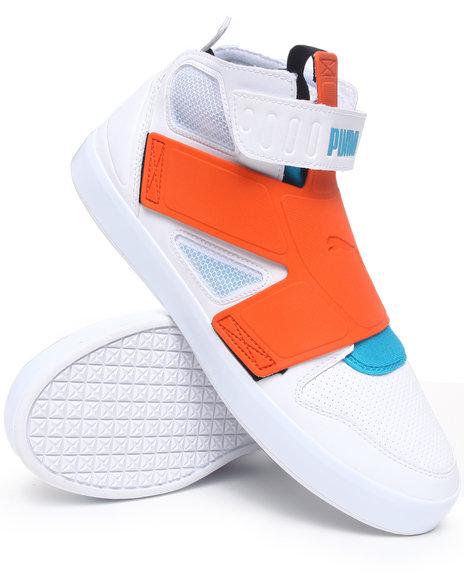 Puma Men White El Rey Future Sneakers