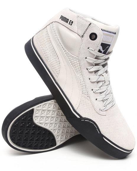 Puma Men Grey Maeko Xl Perf Sneakers
