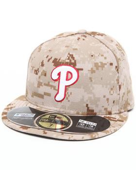 New Era - Philadelphia Phillies Memorial Day Marine Camo 5950 fitted Hat