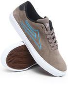 The Skate Shop - Mariano Walnut Suede