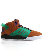Supra - Skytop III Light Brown Suede Sneakers