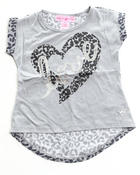 Tops - LOVE HI LOW TOP (4-6X)