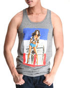 Men - Made In France Tank Top