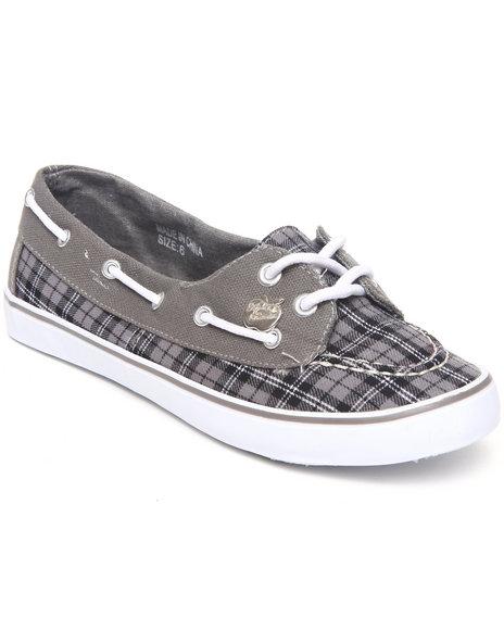 Apple Bottoms Women Grey Lowrin Shoe