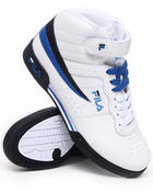 Footwear - F-13 hightop sneaker