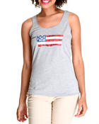 Levi's - Patriot Flag Tank Tee