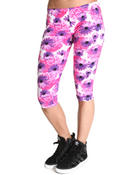 Fashion Lab - Floral Capri Pants