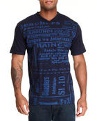 Men - BALLPARK TICKET V-NECK TEE