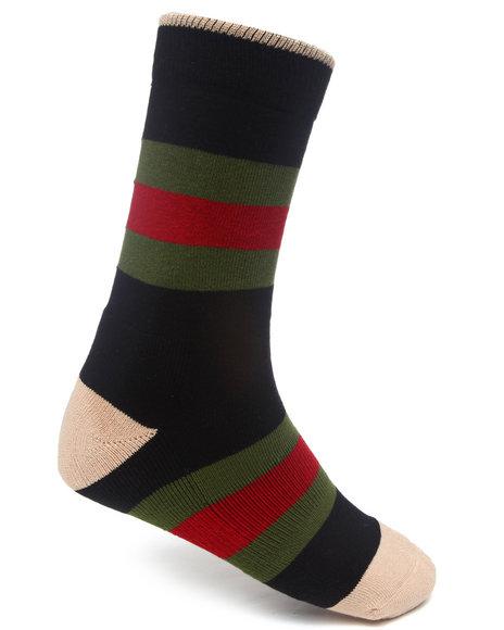 Stance Socks Black Florence Socks