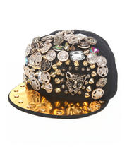 DJP Boutique - Bejeweled Snapback Hat