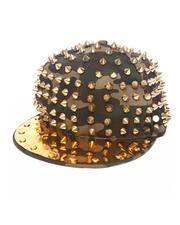 Hats - All-over Spiked Snapback Hat