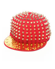 DJP Boutique - All-over Spiked Snapback Hat