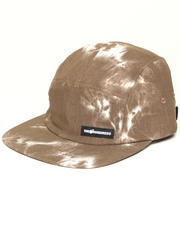 Accessories - Dyed 5-Panel Cap