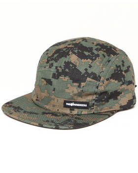 The Hundreds - Pixelate 5-Panel Cap