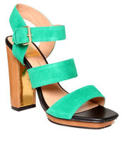 Heeled Sandals - Fanta Sandal