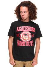 Men - WISE GUYS GRAPHIC TEE
