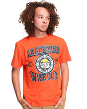 T-Shirts - WISE GUYS GRAPHIC TEE