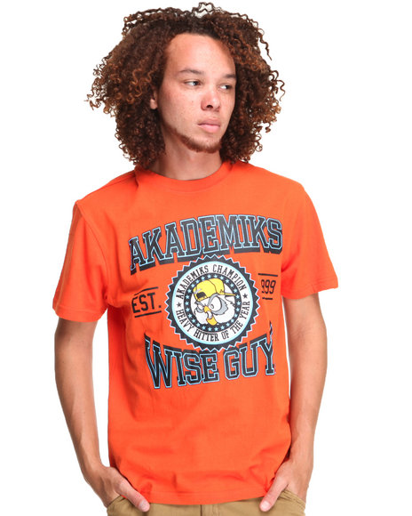 - WISE GUYS GRAPHIC TEE