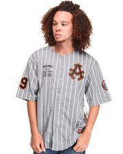 Shirts - NO HITTER JERSEY W/ APPLIQUE