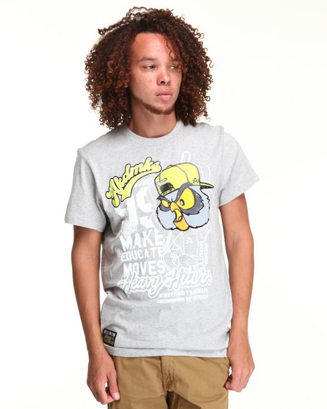 - WOODY COTTON GRAPHIC TEE