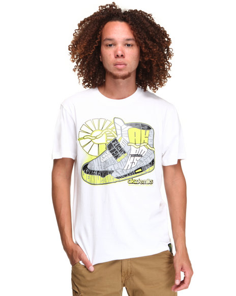 - TRUTH COTTON GRAPHIC TEE