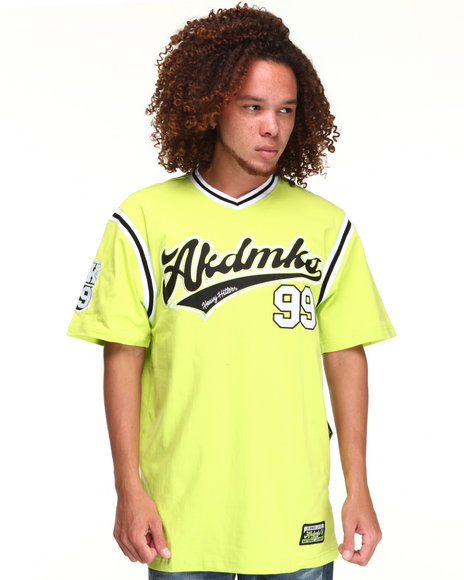 - BIG LEAGUE JERSEY W/ APPLIQUE