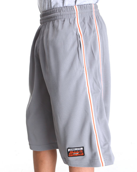 - FARM LEAGUE POLY PIQUE SHORT