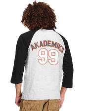 Shirts - OPENING DAY 3/4 SLEEVE RAGLAN TEE