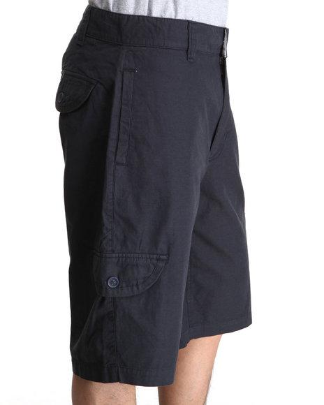 A Tiziano Men Navy Gibson Dress Cargo Short