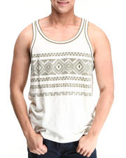 Tanks - Tribal Tank