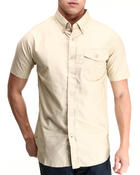 Button-downs - Oxford S/S Button-down